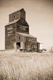 Prairie Grain Elevator Stock Images