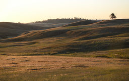 Prairie hills Royalty Free Stock Image