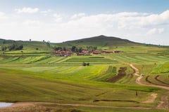 Prairie in Inner Mongolia Stock Photography