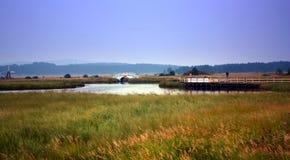 Prairie Lakes Royalty Free Stock Photo