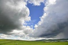 Prairie landscape Stock Image