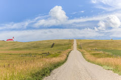 Prairie landscape Royalty Free Stock Images