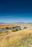 Prairie River royalty free stock photo