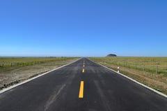 Prairie road Stock Photography
