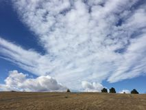 Prairie sky Stock Photos