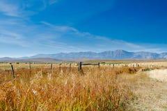 Prairie Views Stock Photo