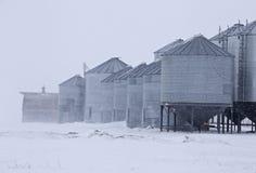 Prairie Winter Scene Royalty Free Stock Image
