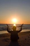 Praise And Worship stock photos