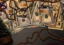 Praising Money and Economics, Banking and Marketing. royalty free stock image