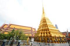 Prakaew di Wat Fotografie Stock
