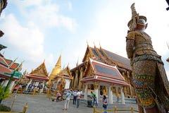 Prakaew di Wat Fotografia Stock Libera da Diritti