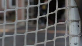 Praktiserande skott på en hockey förtjänar stock video