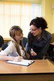 praktisk lärare Arkivfoton