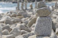 Praktyczny przykład wewnętrzna równowaga obraz stock