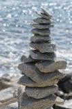 Praktyczny przykład wewnętrzna równowaga zdjęcie royalty free