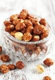 Pralina delle arachidi immagine stock libera da diritti