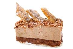 Praline cake Stock Photos