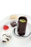 Praline cakes Royalty Free Stock Image