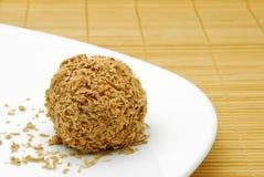 Praline de truffe image stock