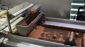 Praline w czekoladowej fabryce zbiory