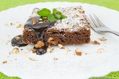 Pralinen der süßen Schokolade Lizenzfreie Stockfotos