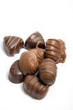 Pralines Foto de Stock Royalty Free