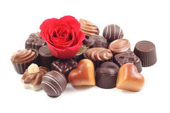 Pralines Royalty Free Stock Image