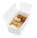 Pralines Box Stock Photo