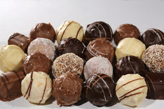 Pralines Royalty Free Stock Images