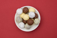 Pralines Royalty Free Stock Photography