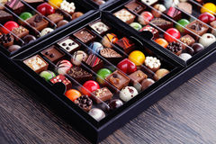 Pralines for you Royalty Free Stock Images