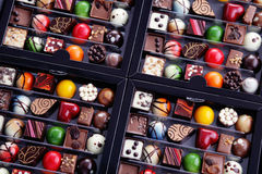 Pralines for you Stock Photo