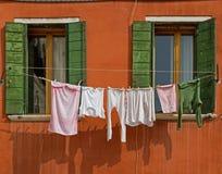 pralnia Obrazy Stock