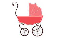 Pram Royalty Free Stock Photo