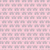 Pram seamless pattern. Multi-colored pattern. royalty free stock photography