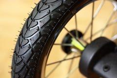 Pram wheel Royalty Free Stock Photography