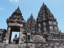 prambanan świątynia Obraz Stock