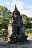 prambanan świątynia Fotografia Royalty Free