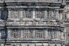 Prambanan στην Ιάβα Στοκ Φωτογραφίες