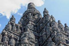 Prambanan στην Ιάβα Στοκ Εικόνες