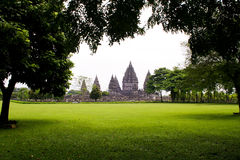 Prambanan Royalty Free Stock Photo