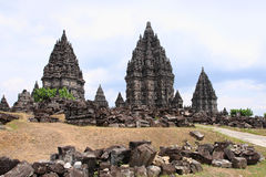 Prambanan Royalty Free Stock Images