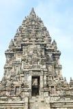 Prambanan or Candi Rara Jonggrang is a Hindu temple on Java Indonesia Stock Photos