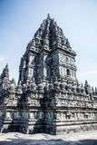 Prambanan Hindu Temple in Indonesia Royalty Free Stock Photo