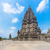 Prambanan Hindu Temple, Java Royalty Free Stock Images