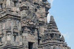 Prambanan in Java Royalty Free Stock Images