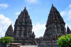 Prambanan royalty free stock photography