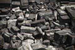 Prambanan rubble Stock Photography