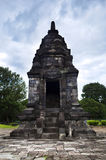 Prambanan ruins Royalty Free Stock Photo