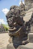 Prambanan sur Java Island, Indonésie Photo libre de droits
